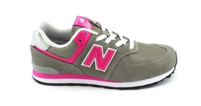 New Grigio Lacci Sneakers Rosa Gc574 Scarpe Ragazza Gp Balance srxhCdtQ