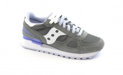 SAUCONY S1108-674 SHADOW ORIGINAL grigio scarpe donna sneakers