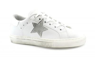 Divine Follie Sneakers da donna con suola alta Bianco