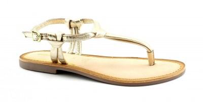 8bf5f5f929bc9f GIOSEPPO 48216 gold oro sandali donna infradito pelle cinturino