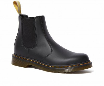 DR MARTENS VEGAN 2976 FELIX RUB OFF Beatles Donna elastico waterproof vegan shoes