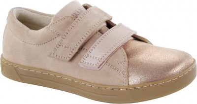 Birkenstock 1008825 Arran Velcro rose, Suede Leather Rosa