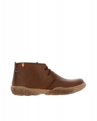 El Naturalista N5085 SOFT GRAIN BROWN / TURTLE Stivaletto Uomo Marrone Pizzi
