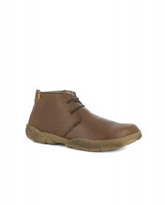 El Naturalista N5086 SOFT GRAIN BROWN / TURTLE Stivaletto Uomo Marrone Pizzi