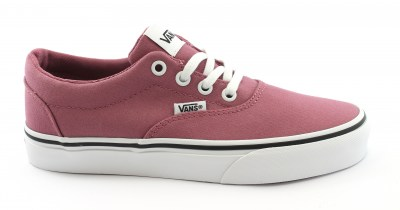 VANS DOHENY ZXXM1 rosa pink scarpe donna sneakers tessuto