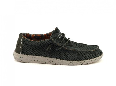 HEY DUDE WALLY Sox Scarpe Uomo sneakers estive traspiranti vegan shoes
