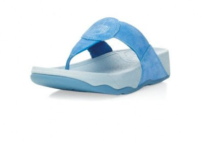Fitflop Oasis TM girl - sky blue