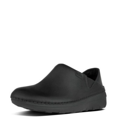 Fitflop SUPERLOAFER TM LEATHER - ALL BLACK CO