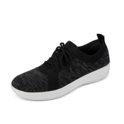 Fitflop F-SPORTY ÜBERKNIT TM SNEAKERS - BLACK CO