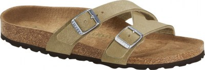 Birkenstock 1016831 Yao brushed mud green, Birkibuc Verde