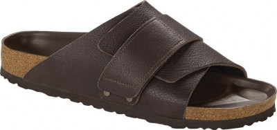 Birkenstock 1017436 Kyoto wild roast, Nubuck Leather Marrone