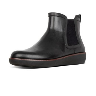 Fitflop CHAI CHELSEA BOOTS - ALL BLACK