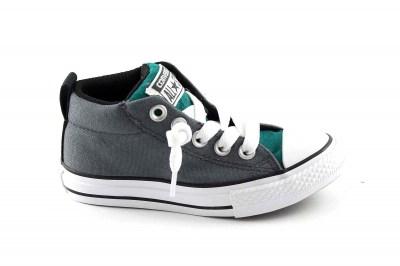 65e05e5705a755 CONVERSE 651767C 27/34 street scarpe bambino mid elastico