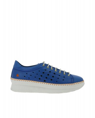 Art Company 1351 MEMPHIS SEA /PEDRERA Shoes Woman Blue Laces