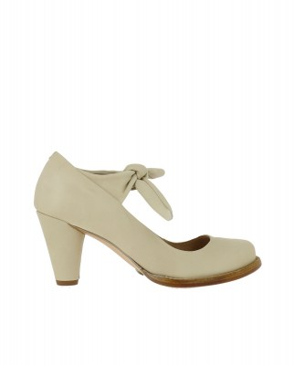 Neosens S938 SUAVE CREAM / BEBA Heeled Shoes Woman Beig No Closure