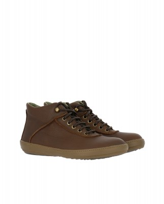 El Naturalista NF65 SOFT GRAIN BROWN / METEO Stivaletto Uomo Marrone Pizzi