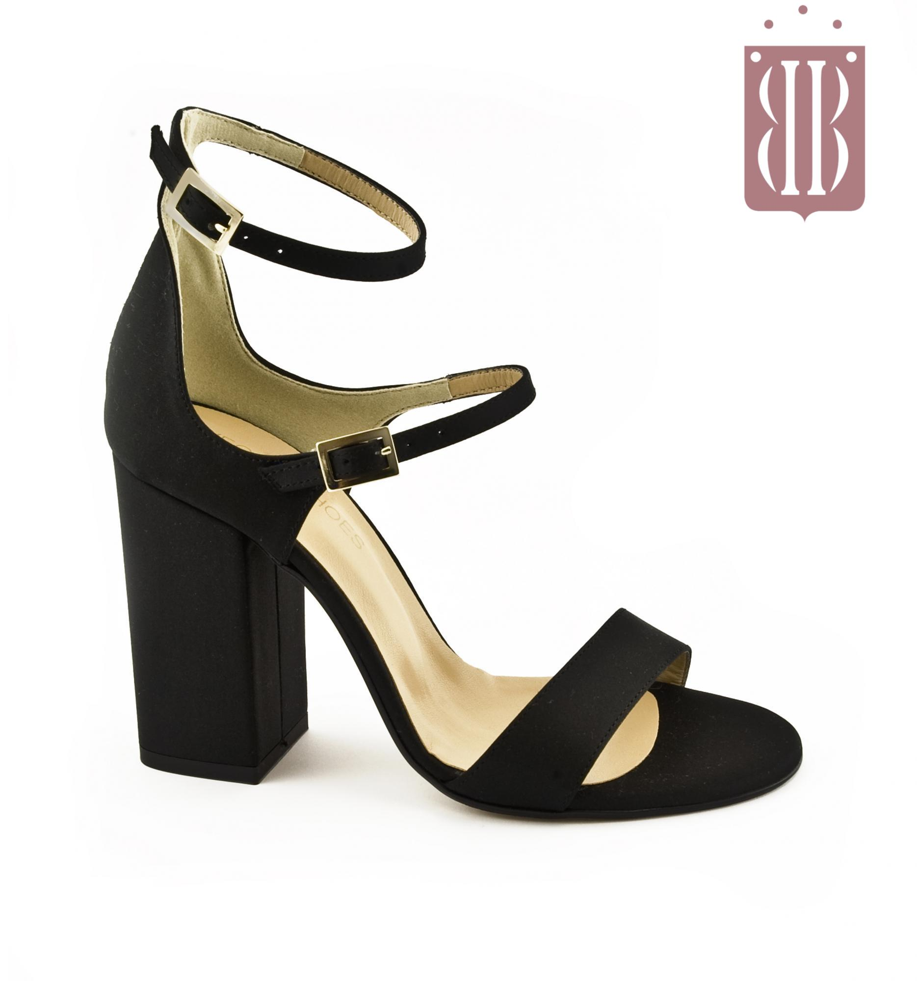 Tessuto Italy Cinturini Tacco Shoes Donna Scarpe In Sandali Vegan Vsi Made Fibbie c4q3Aj5RL