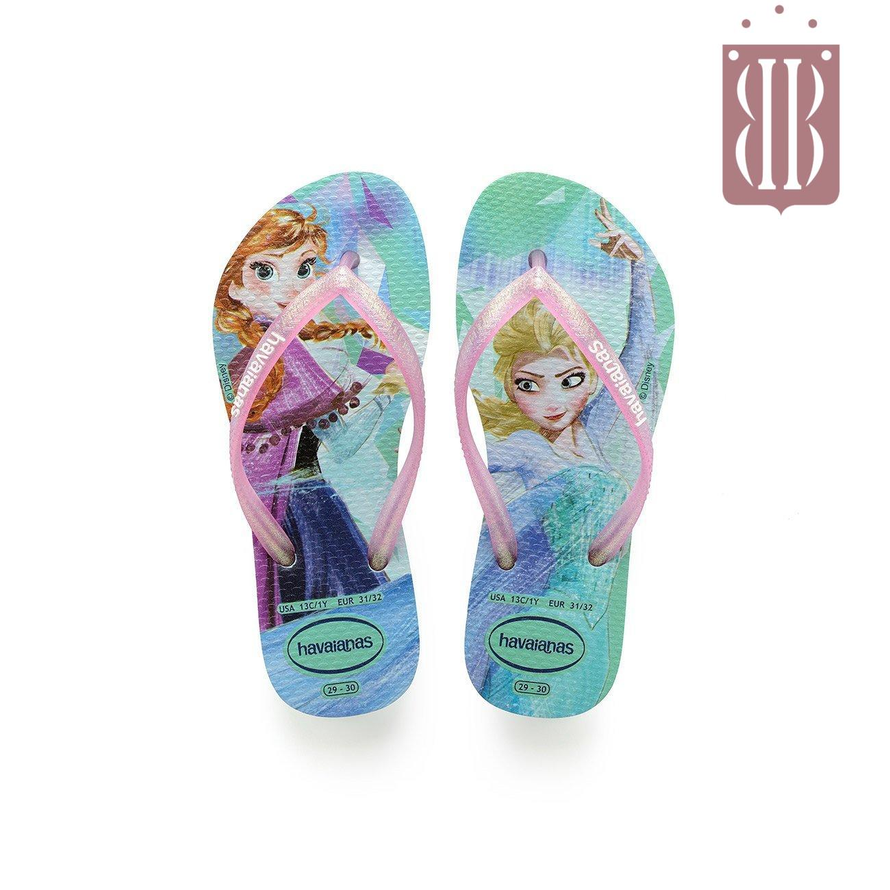 vendita calda reale originale cerca genuino Frozen Store Disney Store Frozen Pantofole Pantofole Disney ...